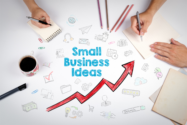 Six ideas for starting your business