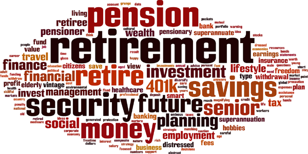 Don't let jargon put you off saving for your retirement