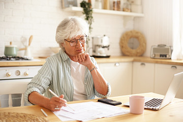 Women have two-thirds less saved at retirement